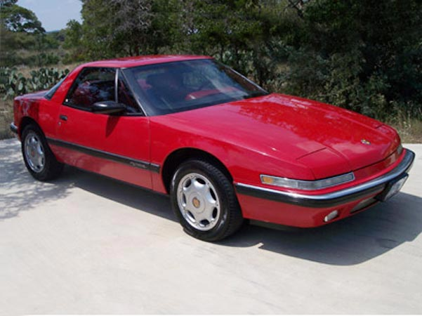 1991-20 Red Coupe